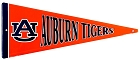 Auburn University Tigers Pennant