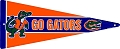 Florida Gators Pennant