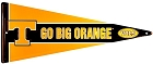 University of Tennessee Volunteers Pennant