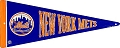 New York Mets Pennant