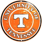 University of Tennessee 24 inch Large Round Sign
