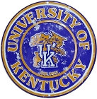 University of Kentucky 24 inch Large Round Sign