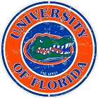University of Florida 24 inch Large Round Sign