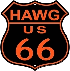 US Route 66 Hawg Shield
