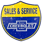 Chevy Service Shield