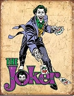 The Joker Metal Tin Sign