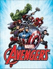 Avengers Assemble Metal Tin Sign