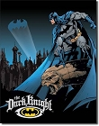 Batman Dark Knight Metal Tin Sign