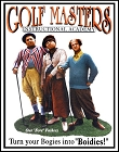 3 Stooges - Masters Metal Tin Sign