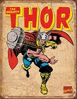 Thor Retro Metal Tin Sign