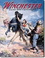 Winchester Spooked Horse Metal Tin Sign