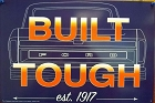 Built Tough est 1917 Metal Sign