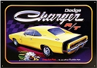 Dodge Charger II Metal Sign