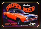 Dodge Super Bee II Metal Sign