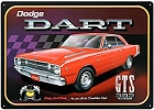 Dodge Dart Metal Sign