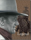 John Wayne - Legend Metal Tin Sign