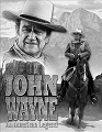 John Wayne - American Metal Tin Sign