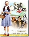 Wiz of Oz W/Slipper Poster Metal Tin Sign