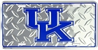 Kentucky Diamond License Plate