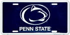 Penn State License Plate