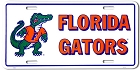Florida Gators Logo License Plate