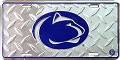 Penn State Diamond License Plate