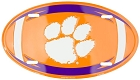 Clemson Oval License Plate