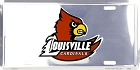 Louisville Cardinals U License Plate