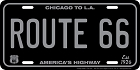 Tactical Route 66 Plate License Plate