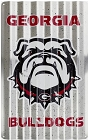 Georgia Bulldogs Corrugated Large Sign