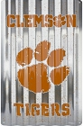 Clemson Tigers Corrugated Large Sign