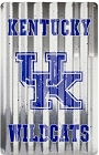 University of Kentucky Wildcats Corrugated Large Sign