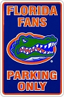 University of Florida Gators Large Parking Sign