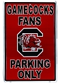 University of S. Carolina Large Parking Sign