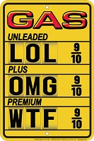 Gas LOL Prices  Sm. Parking
