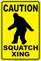 Squatch Crossing