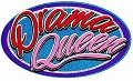 Drama Queen Large Sticker