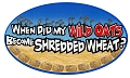 Wild Oats Large Sticker