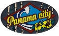 Panama City Wave Bamboo Sticker