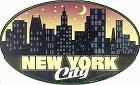 New York City - Sticker