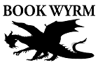 Book Wyrm Large Sticker