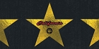CA Hollywood Star Sticker