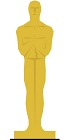 Oscar Award Sticker