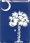 South Carolina Switch Plate