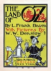 Classic Wiz of OZ Tin Man and Scarecrow Magnet