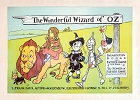 Classic Wiz of OZ All Characters  Magnet