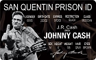 Johnny Cash San Quentin ID