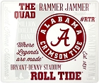 Alabama Tide Fan Cloud College Sign
