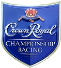 Crown Royal Shield Sign