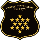 Army 1775 Highway Shield